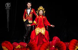 东方新娘系列 CHINA BRIDE